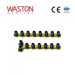 FAST Mini Locking Plate (High-strength) Orthopedic Implants Miniature Bone Plate