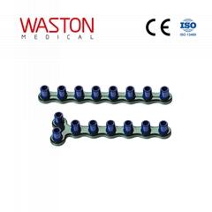 FAST Mini LOC Plate (High-flexibility) Orthopedic Implants Miniature Bone Plate