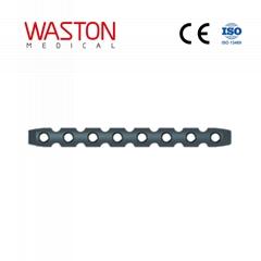 重建锁定接骨板Ⅰ型 骨科 植入物 锁定板 纯钛 创伤