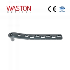 Dynamic Condylar Screw LOC plate Bone Fracture Pure Titanium Trauma