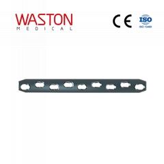 Femoral Locking Plate Orthopedic Implants Pure Titanium LOC Trauma
