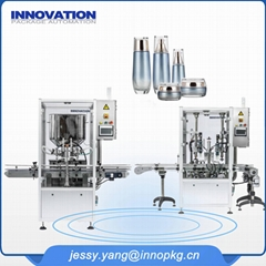 complete filling production line for household and daily chemicals