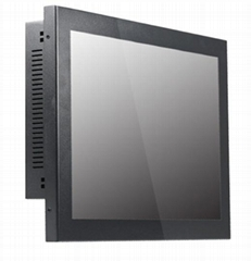 15寸DWTPC工業電腦DW-150TPC-B工控機觸摸一體機