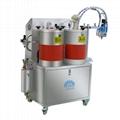 Programmable low pressure polyurethane