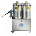 PLC control liquid silicone dispensers silicone breast falsies liquid silicone  1