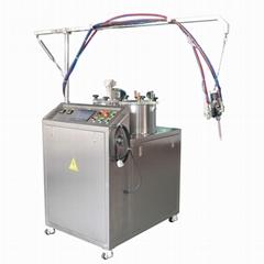 PLC control liquid silicone dispensers silicone breast falsies liquid silicone