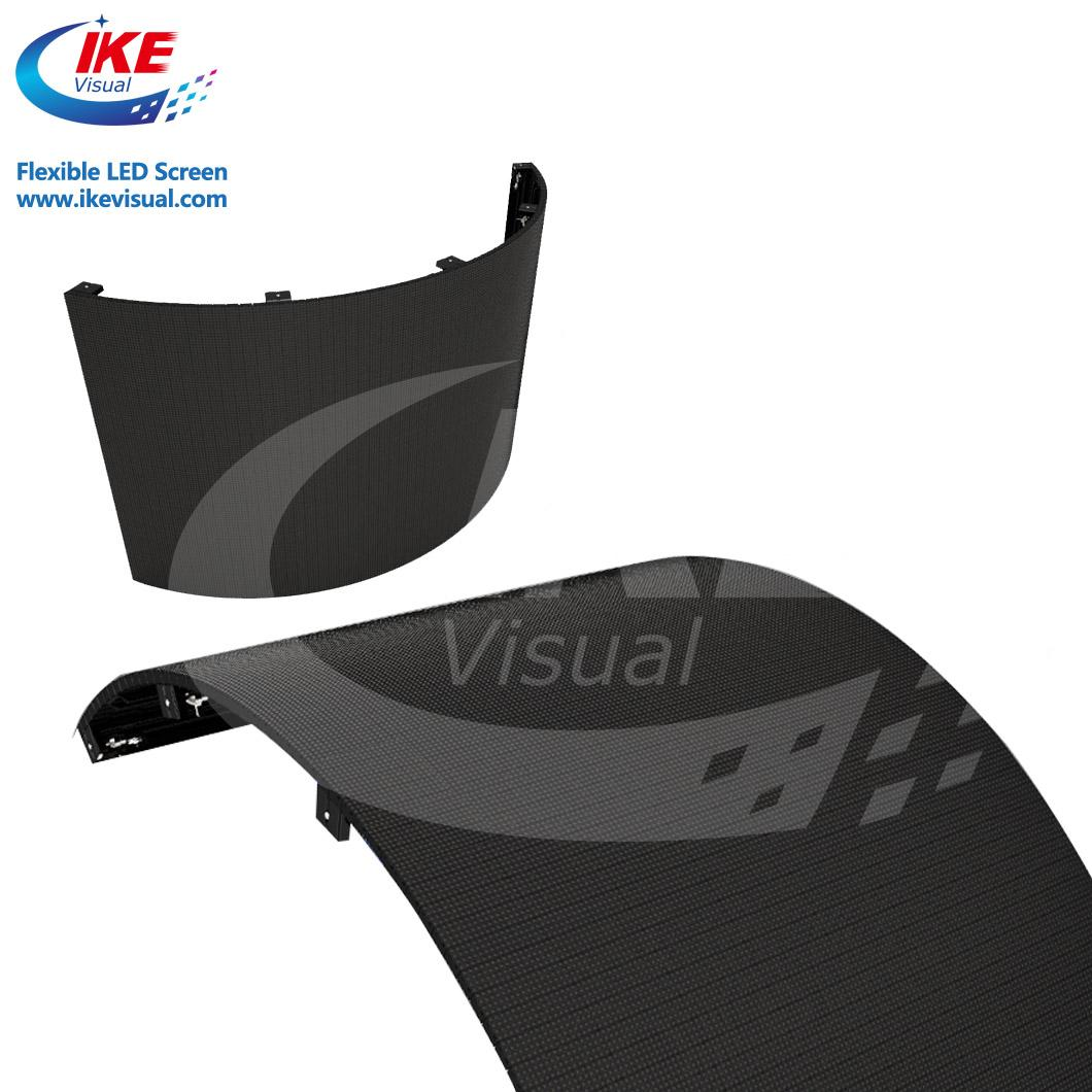 Stage Events Flexible LED Panel Display 2