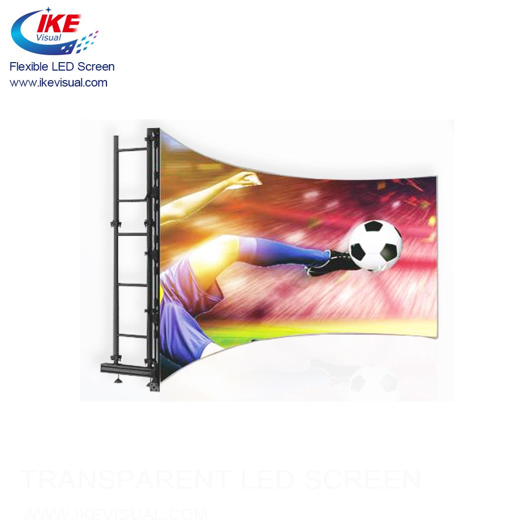Outdoor Rental Flexible LED Display LED Video Wall 2