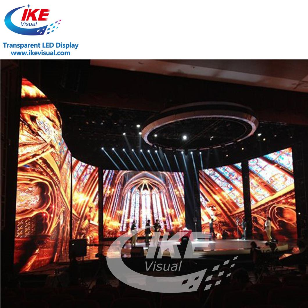 Outdoor Rental Flexible LED Display LED Video Wall 4