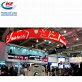 Advertising Flexible LED Display LED Sign Screen 3