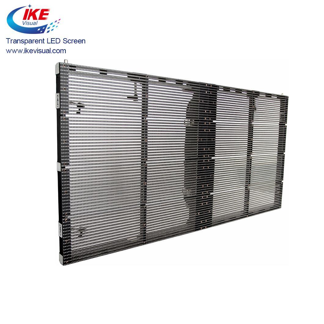 Transparent Window LED Display 1