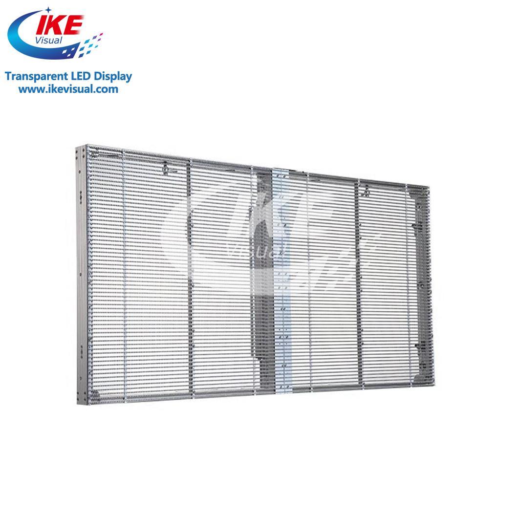Transparent Window LED Display 5
