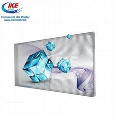 Waterproof IP65 Glass Transparent LED
