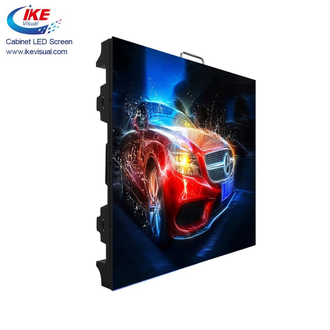 Rental Aluminium Die-casting Cabinet LED Displays 2