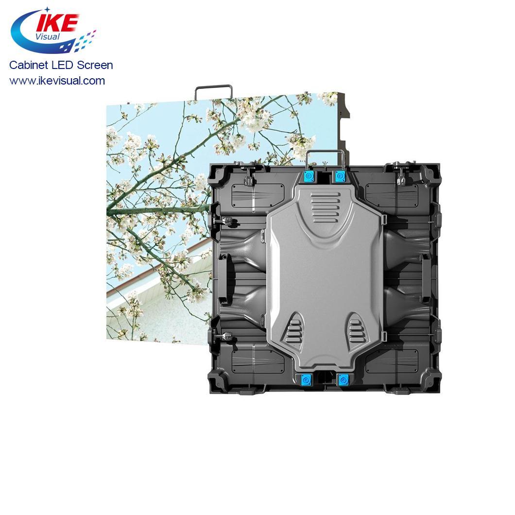 Rental Aluminium Die-casting Cabinet LED Displays 5