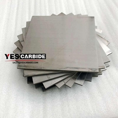 tungsten carbide EDM blank plates tungsten carbide sheet flat block