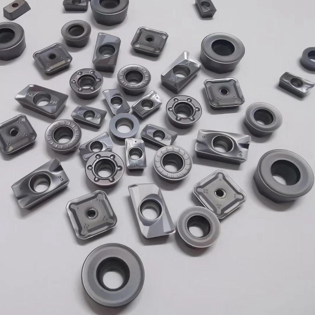 tungsten carbide milling inserts U drill inserts APMT 1