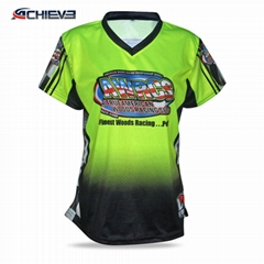 Wholesale High quality polyester embroidery logo printing name american football
