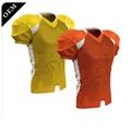 Cheap Wholesale Sublimation custom blank american football jerseys 2