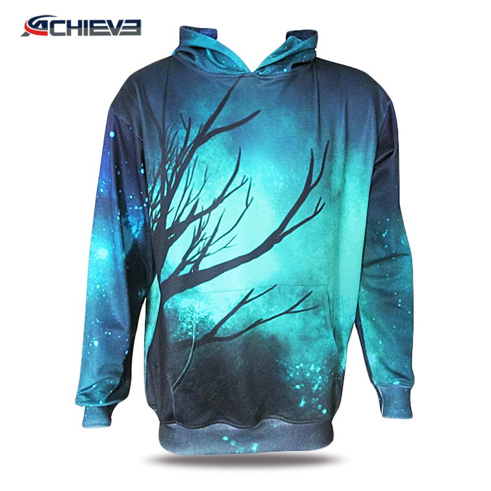 China fashion custom sublimation hoodie sweatshirt hoodie manufacturers wholesal 1