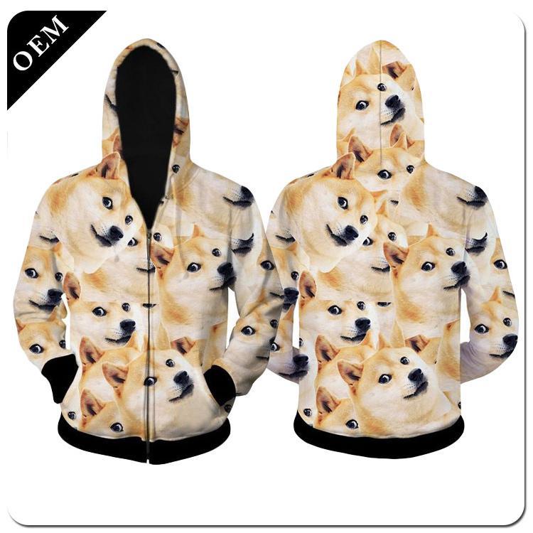 China fashion custom sublimation hoodie sweatshirt hoodie manufacturers wholesal 5