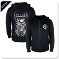 Custom Mens 3D Printed Pullover Hoodies All Over Printing Polyester Hooded Sweat 5