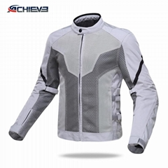 High quality Turkish leather sublimated motorcycle long sleeve jacket