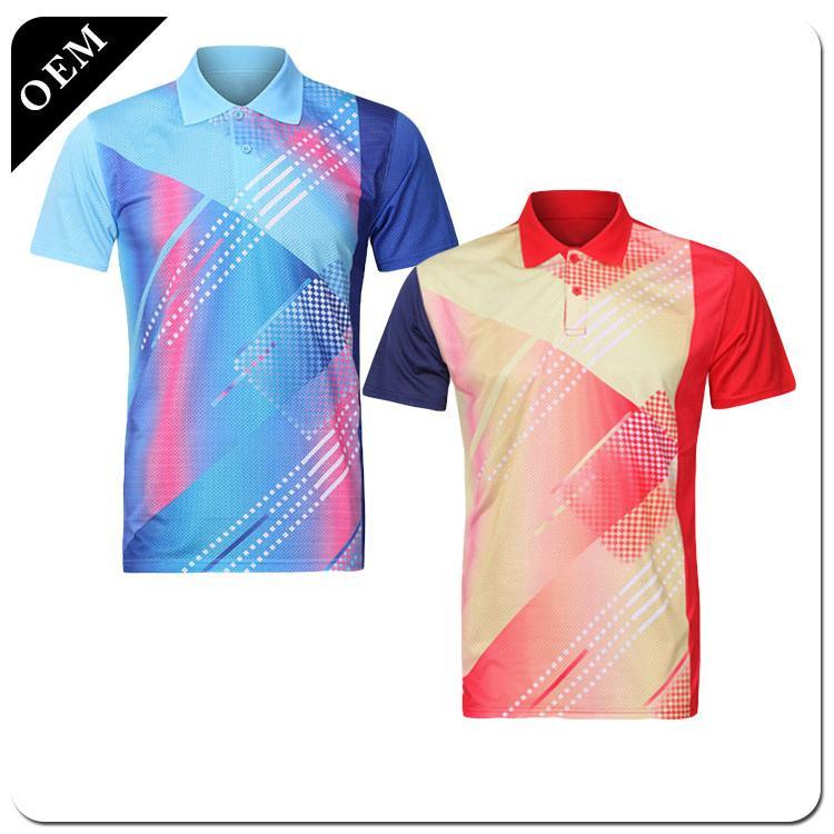 Custom logo New arrival fashion sport golf polo t shirt custom  printed t shirt  1