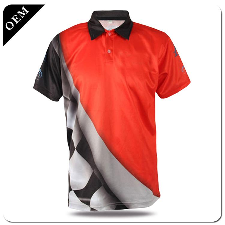 Custom logo New arrival fashion sport golf polo t shirt custom  printed t shirt  2