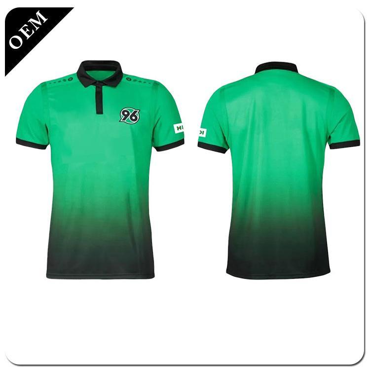 Custom logo New arrival fashion sport golf polo t shirt custom  printed t shirt  5