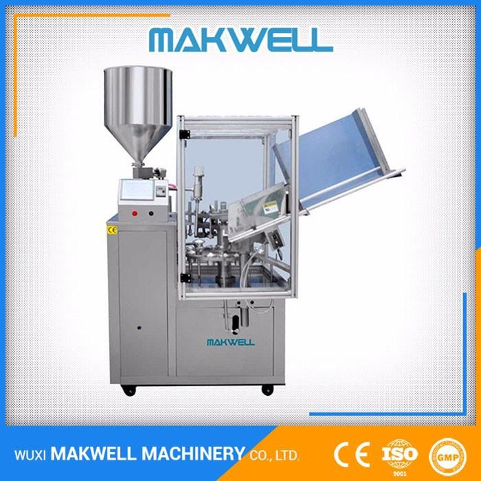 Efficient Tube Filling And Sealing Machine 1