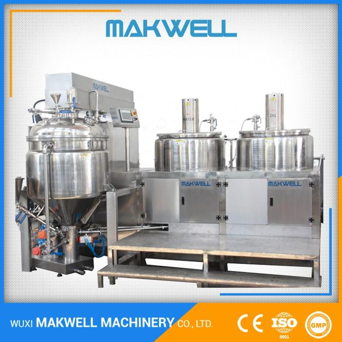 China Mayonnaise Mixer Supplier 1
