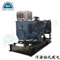 玉柴50kw柴油发电机组 2