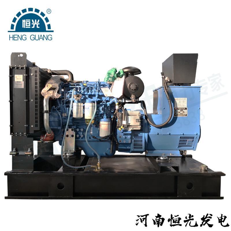 玉柴50kw柴油发电机组 3