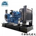 玉柴50kw柴油发电机组
