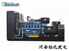 潍柴动力博杜安柴油发电机组