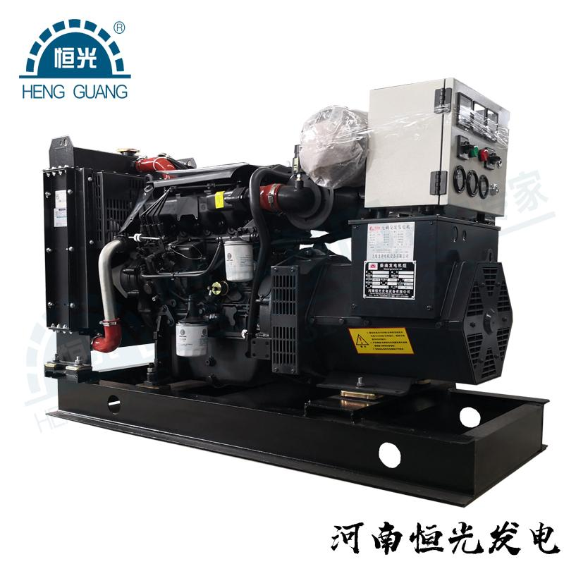 潍柴锐动力20kw柴油发电机组 1