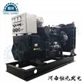 潍柴锐动力20kw柴油发电机组 3