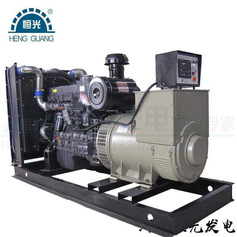 SDEC上柴动力300kw柴油发电机组 1
