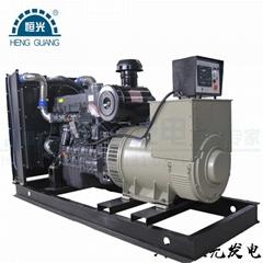 SDEC上柴動力300kw柴油發電機組