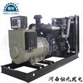 SDEC上柴动力300kw柴油发电机组 2