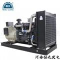 SDEC上柴动力300kw柴油发电机组 3