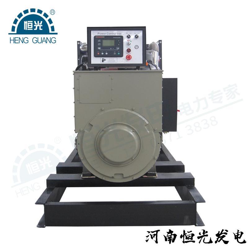 SDEC上柴动力300kw柴油发电机组 4