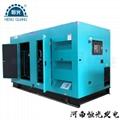 郑州200kw静音型柴油发电机组 1