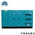 郑州200kw静音型柴油发电机组 2