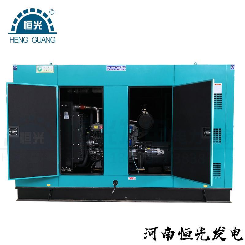 郑州200kw静音型柴油发电机组 3
