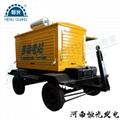 恒光50kw拖车柴油发电机组 3