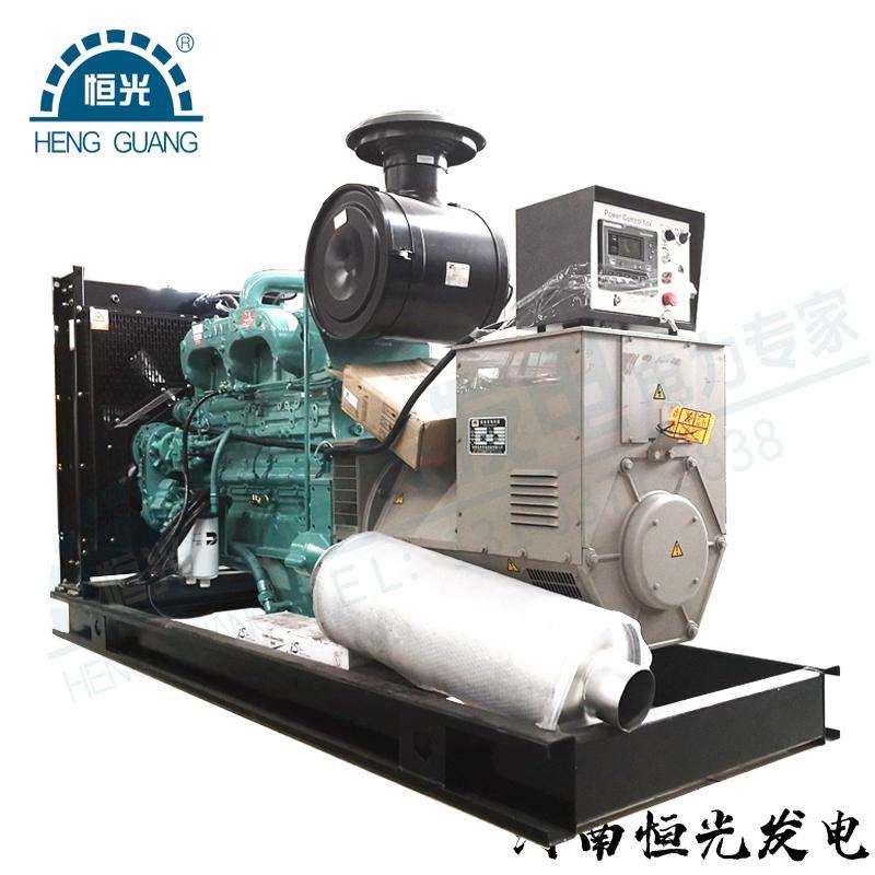 郑州CCEC Cummins重康200kw发电机组 1