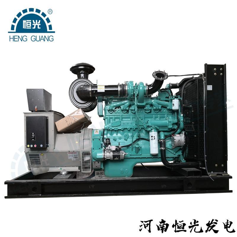 郑州CCEC Cummins重康200kw发电机组 3