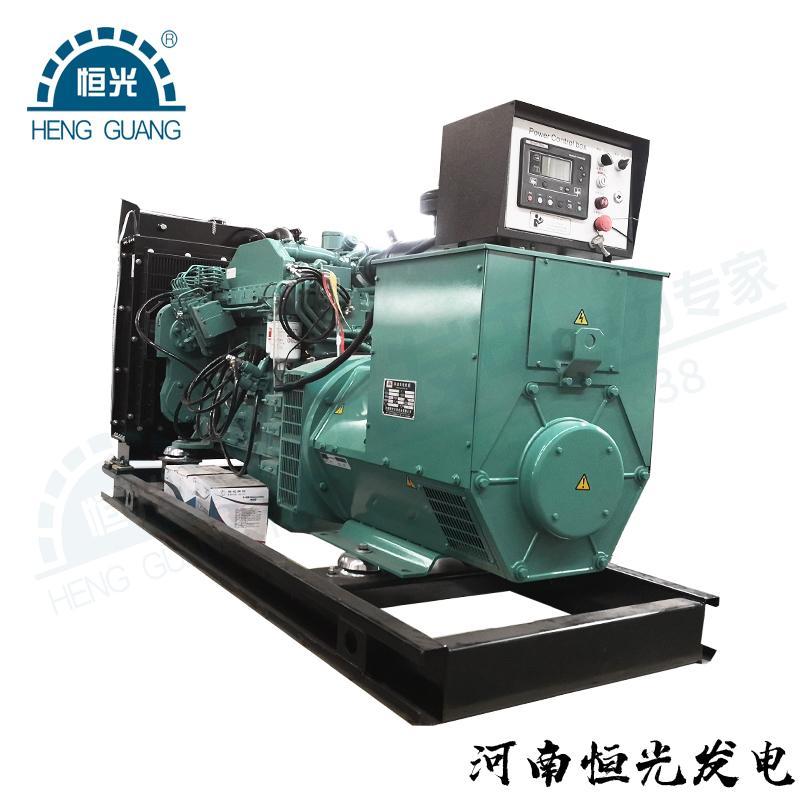 DCEC Cummins 150kW柴油发电机组 3